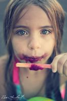 Grape Popsicle by IsacGoulart
