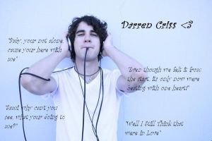 Darren Criss is Totally Awesom by xwerewolf-girlx