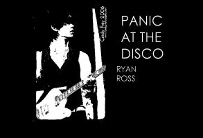 Panic at the Disco - Ryan Ross by phoenix-le-grand