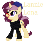 Lannie Lona - Excited Beatnik by MonkFishyAdopts