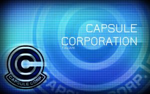 Capsule Corporation, a Dragon Ball wallpaper. by fogdark