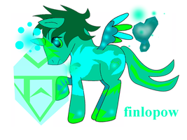 pony finlopow by FINLOPOW