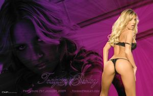 Teagan Presley Wallpaper 8:5 by CNPgraphix