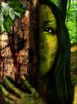 TP - Portrait Of The Forest by cletus