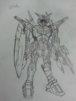 Mecha Design by VanishedReality