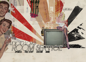 Room Sevice v2 by caffeinedrip