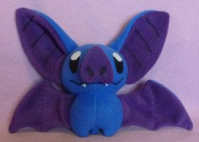 Zubat Bat by AmberTDD