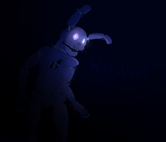 Nightmare Bonnie by Bart0