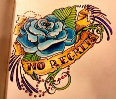 No Regrets by H-o-s-t