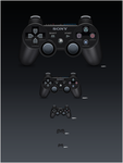 Playstation 3 Controller Icon by JackieTran