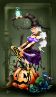 Witch Style-me-Up's 8thSubjet by Mymakao
