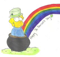 Happy St Patrick's Day by TheSimpsonsFanGirl