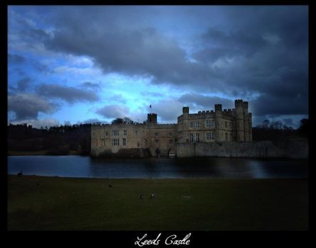 Leeds Castle by Chemical-Babygirl