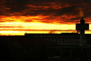 Inferno Evening by MicroAlex