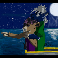 On a Cruise with You by SikiSpots