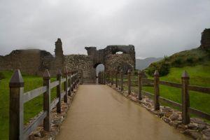 Urquhart Castle-scotland 2 by Sassy-Stock