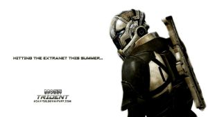 Mass Effect Trident Promo I by Acavyos