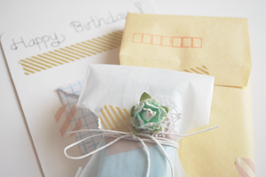 birthday packages by likegiselle