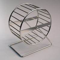 Hamster Wheel by AnthonyRalano