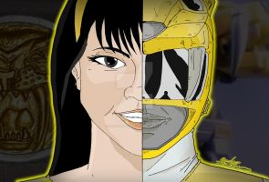 Power Rangers Duality - Trini Kwan by OptimumBuster