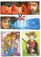 Hatfields and McCoys: Family Feuds by Foxsnout45