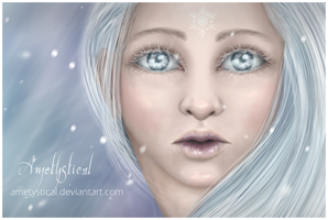 Winter Lady by Ametystical