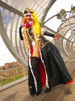 As it turns out - Mawaru penguindrum cosplay by blanelle29