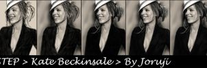 STEP BY STEP Kate Beckinsale by Joruji
