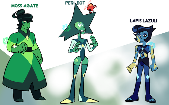 [A] - Homeworld mess adopts [CLOSED] by FloofHips