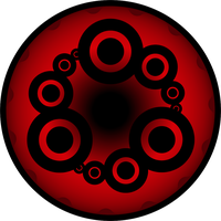 Growth Mangekyou Sharingan by JinseiAsakura