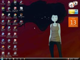 My Desktop 11/13/2012 by Chernandez2020