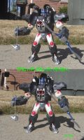 BW Optimus Primal Custom 1 by Unicron9