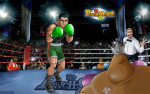 Punch-Out: Fight - Wide by AleNintendo