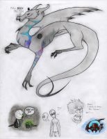 Creatures 3 by RedChao