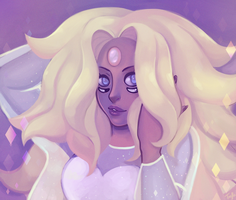 Rainbow Quartz by TrefleIX