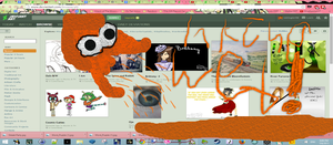 INK THE WEB!!!!!! by InklingGirl99