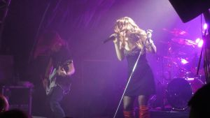 Delain at Rio's 04 by DrkHrs