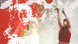 Slam Dunk - The Most Valuable Player by FRANKO-12