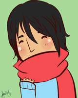 Lil Mikasa by Magnexx