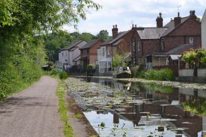 Sandiacre Canal [1] by DingRawD