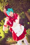 Riding Hood Miku - Little Red by TrustOurWorldNow