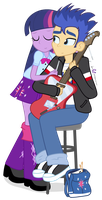 Guitarman by dm29