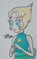Pearl Screenshot re-draw by Violet-Daze