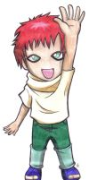 Chibi Gaara 2 by DemonAnime-Bloodlust