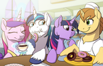 Hitting up Pony Joe's Donut Shop by Acesential