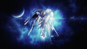 Gundam Wings by ZeinS1