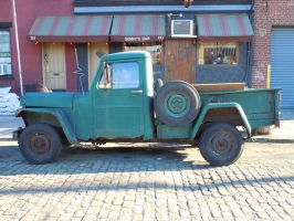 1953 Willys Overland Pickup by Brooklyn47