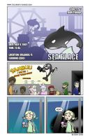 Endangered Species Page 1 by ccWildcard
