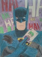 The Card That Was Dealt feat. Batman by dhbraley