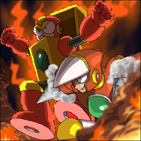 CLASHMAN and HEATMAN by pain-v